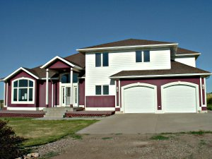 Beautiful Home on Five Acres in Great Falls, Montana